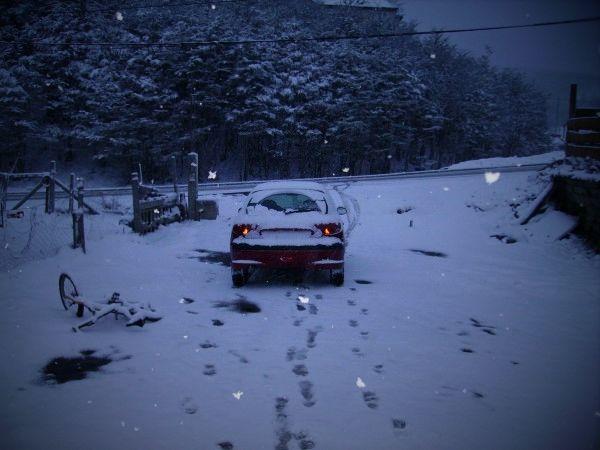 Fotolog de florchita: Nieve